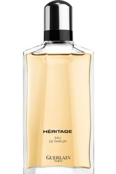 Heritage Eau de Parfum Guerlain. The nose behind this fragrance is Jean-Paul Guerlain. Top notes are aldehydes, juniper berries, lavender, green notes, violet, clary sage, petitgrain, bergamot and lemon; middle notes are cyclamen, coriander, carnation, patchouli, pepper, balsam fir, orris root, jasmine, lily-of-the-valley, rose, geranium and pink pepper; base notes are sandalwood, amber, musk, oakmoss and cedar.