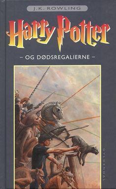 Mangler i samlingen.   Harry Potter og Dødsregalierne (Hardback)