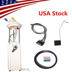 NEW FUEL PUMP&ASSEMBLY FOR CHEVY EXPRESS 3500 G30/3500 SAVANA 3500 E3996M