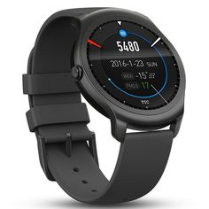 Ticwatch 2 Smartwatch - Smart Watch for iOS and Android Devices