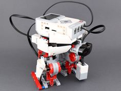 Biped robot with EV3