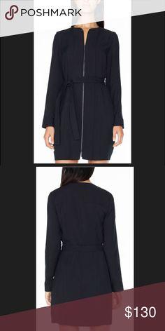 "ARMANI EXCHANGE WOMENS ZIP UP UTILITY DRESS ARMANI EXCHANGE WOMENS ZIP UP UTILITY DRESS  Armpit to Armpit 16"" Approx Length 34"" A/X Armani Exchange Dresses"