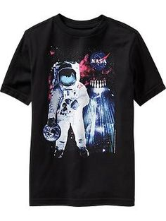 Boys NASA™ Tees | Old Navy