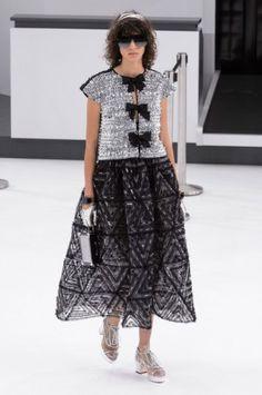 Défilé Chanel  Pret a Porter Printemps Ete 2016 Paris