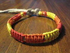 Eco-Friendly Hippie Hemp Bracelet