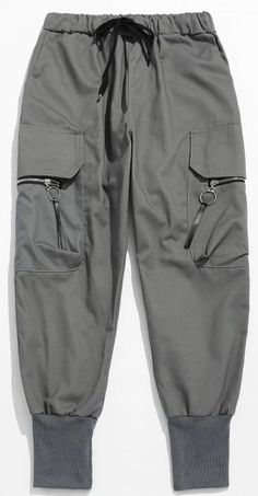 Edgy Outfits, Sport Outfits, Cool Outfits, Fashion Pants, Fashion Outfits, Pantalon Cargo, Mens Activewear, Alternative Outfits, Street Wear