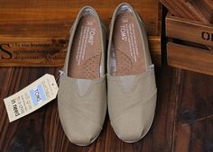 fresh and ready for your feet,TOMS shoes,god...SAVE 66% OFF! this is the best! | See more about toms outlet shoes, toms shoes outlet and khakis.