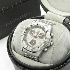 Authentic #TAG Heuer 2000 Chronograph Men's Gray Dial Watch CE1111 #Super CheaP On Sale $800 FREE EXPRESS DELIVERY