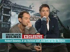 Sherlock and Watson: The Ultimate Bromance