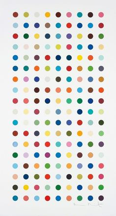 Damien Hirst, 'Methamphetamine', 2004 Etching and aquatint in colours, on Hahnemühle paper, with full margins.