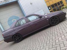 Alfa Romeo 155 Wide Body