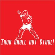 Thou shall not steal on Yadier Molina