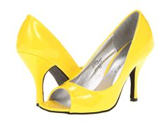 Romantic Soles Syndal Citron Patent - Zappos.com Free Shipping BOTH Ways