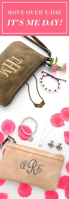 Personalized gifts for yourself this Valentine's Day   Initial Outfitters