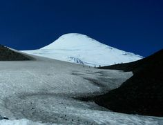 Vulcao Osorno, Chile.