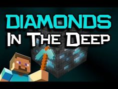 "♪ ""Diamonds In The Deep"" Song - A Minecraft PARODY Of Adele 'Rolling In The Deep' (Minecraft Song) - YouTube"