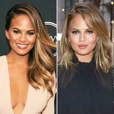 Chrissy Teigen Gets a New Long Bob Haircut: See the Picture