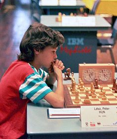 Peter Leko το 1992
