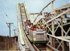 Buckroe Beach Amusement Park - circa 1950's