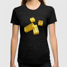 Duplo Yellow T-shirt #lego #duplo #render #cgi #cg #c4d #3d #yellow #rickardarvius #tshirt #cinema4d #fashion #society6 #society6store