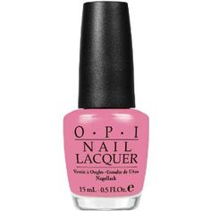 OPI pink friday nailpolish- I have it on right now- but it looks much lighter on... So pretty- I LOVE it!