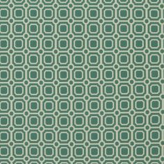 Palm Canyon Fabric - Turquoise