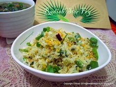 Healthy Stir Fry, Recipes In Tamil, Vegetable Curry, Best Side Dishes, Curry Leaves, Vegetarian Food, Other Recipes, Lentils, Cooking Time