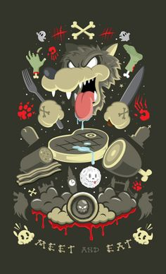 Aaahooo! on Behance ★ Find more at http://www.pinterest.com/competing/