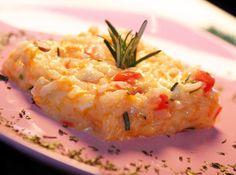 Risoto de Abóbora, Carne-Seca e Mascarpone - Veja como fazer em: http://cybercook.com.br/receita-de-risoto-de-abobora-carne-seca-e-mascarpone-r-8-11037.html?pinterest-rec