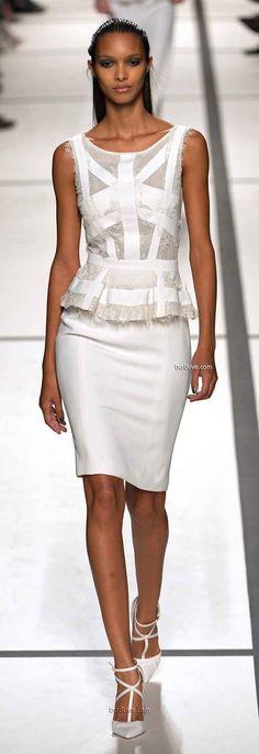 Elie Saab | S/S 2014 | RTW | Paris Fashion Week