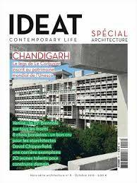 """Résultat de recherche d'images pour """"magazine architecture"""" Le Corbusier, Chandigarh, Magazine Architecture, Belle Villa, Multi Story Building, Plus Belle, France, Digital, Images"""
