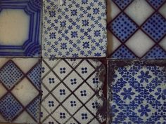 Tiles from Delft, The Netherlands