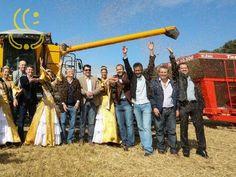 BRASIL – Abertura da Fenatrigo marca início da colheita de trigo no RS | The New YooKer Times   http://www.yooker.com.br/br/brasil-2/TheNewYookerTimes-brasil-abertura-da-fenatrigo-marca-inicio-da-colheita-de-trigo-no-rs.html