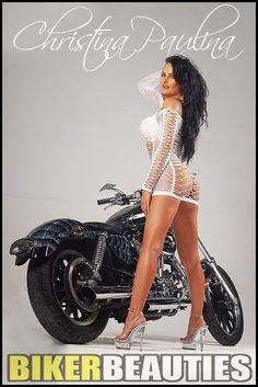 Kansas City Model Christina Paulina