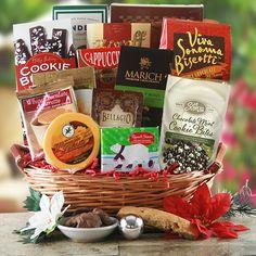 Housewarming Gift Baskets: Pasta Grande Italian Gift Basket ...