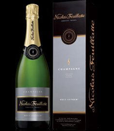 Brut Extrem' Champagne Nicolas Feuillatte Gift Box