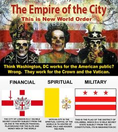 empire of the city new world order