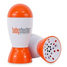 The revolutionary Baby Shusher can help soothe your fussy baby by engaging their natural calming reflex. Utilizing an ancient but doctor tested technique, it makes a rhythmic shushing sound that mimics in utero noises and soothes your little one.