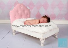 diy tufted headboard doll bed prop with instructions