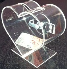 Donation Box, Entry Boxes, Acrylic Donation Boxes - POS Displays
