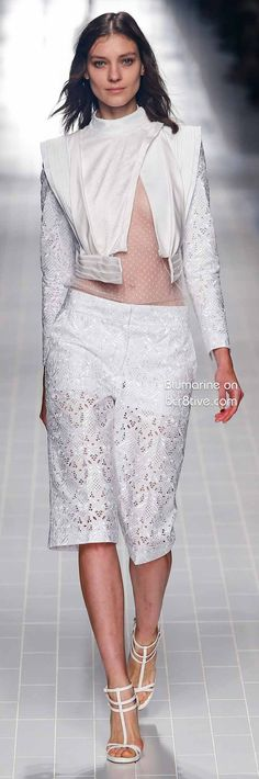 Blumarine Spring 2014 Ready to Wear Collection