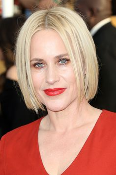 Patricia Arquette Photos - Actress Patricia Arquette attends the Annual Screen Actors Guild Awards at The Shrine Auditorium on January 2014 in Los Angeles, California. Famous Celebrities, Celebs, Jake Weber, Patricia Arquette, Long Bob, Cut And Style, Bob Hairstyles, Pop Culture, Actors