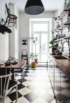 VM designblogg: H Γκρι Κατοικία στη Σουηδία