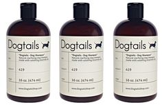 3 MONTH DOGTAILS DOG SHAMPOO SUBSCRIPTION