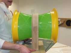 Must share this diy wind turbine nozzle diffuser. So cool to generate energy. The diffusers are recycled bins! By homesteading.com at https://homesteading.com/diy-wind-turbine-generators-living-off-the-grid