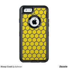 Honey Comb OtterBox iPhone Case
