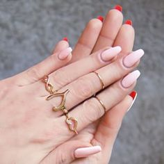 Some women get the look professionally done.   Women Are Flaunting Red-Bottomed Nails With The Hashtag #LouboutinNails