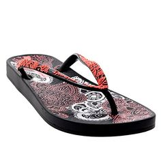 Womens Ipanema Lovely III Beach Sandals Toe Post Thongs Casual Flip Flop  Black  6 ** Click image for more details.