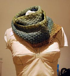 Ravelry: adriprints' Dipped Infinity