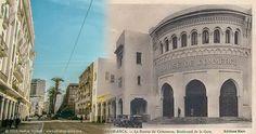 Casablanca hier, Casablanca aujourd'hui. Mémoire d'une ville.